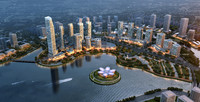 city planning 013 3d max