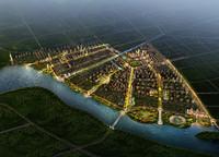 3d city planning 023 model
