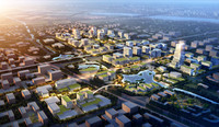 3d model city planning 026