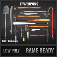 3d survival weapons hd vol 1