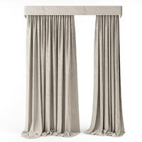 3d curtain loft