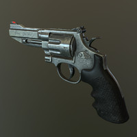 max smith wesson 357 magnum