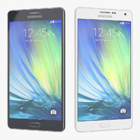 new samsung galaxy a7 3d 3ds