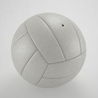 obj volleyball ball