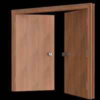 3ds max double door uv