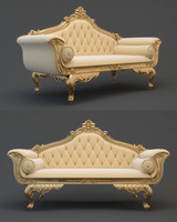 3d sofa cnc model