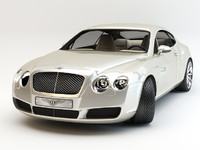 BENTLEY GT COUPE STUDIO
