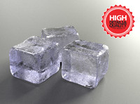 ice cube c4d