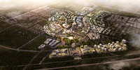 city planning 028 3d max