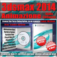 3ds max 2014 Animazione Guida Completa 6 Mesi