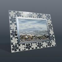 photo frame 3d max