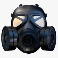 maya gas mask