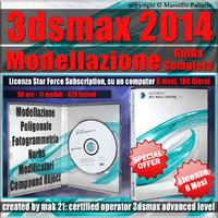 3ds max 2014 Modellazione Guida Completa 6 Mesi