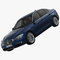bmw 3 series f30 3d 3ds