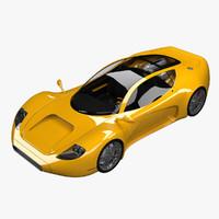 maya concept car