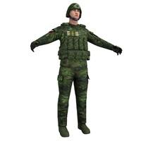 maya soldier 2