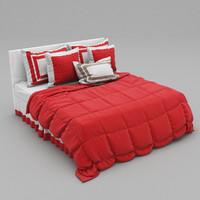 bed 31 3d max