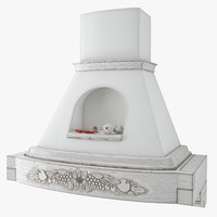 3d model kitchen hoods