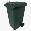 garbage container 3D models