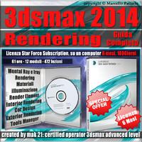 3ds max 2014 Rendering Guida Completa 6 Mesi