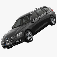 BMW 3 Series F31 Touring 2013