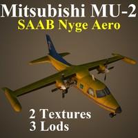 3d mitsubishi 2 tgt model