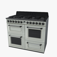 Retro Range Cooker