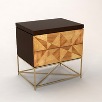 Milpa Bedside Chest