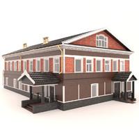 Pub Wooden House