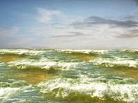 Beach foam 27