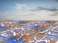 Beach foam 29