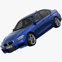 3d model of bmw 3 series m