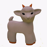 Toy_Little_Goat
