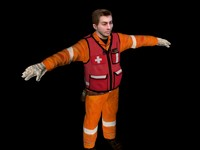 3d fireman medic