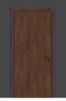 Apartment Bedroom Door
