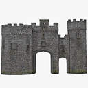 Gatehouse 3D models