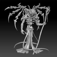 concept keeper 3d model