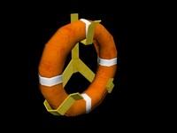 life buoy lifebuoy 3d max