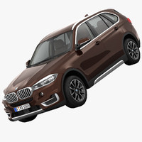 3d bmw x5 pure experience