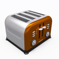 morphy richard toaster 3d 3ds