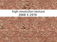 red stony texture