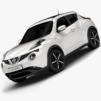 2015 Nissan Juke (Low Interior)