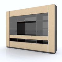 shelf organized c4d