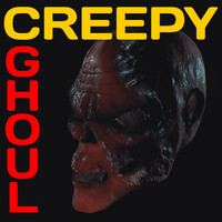 ghoul creepy obj