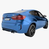 3d bmw x6 2015 model