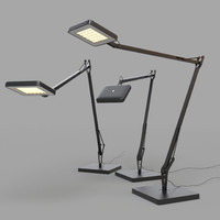 3d max kelvin led lamp