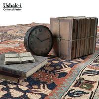 3d ottoman carpet rug