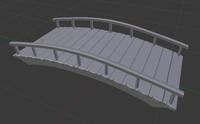 bridge stl 3d 3ds