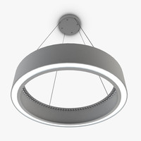 generic ring lamp 3d c4d