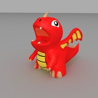 3ds max dragonvale character